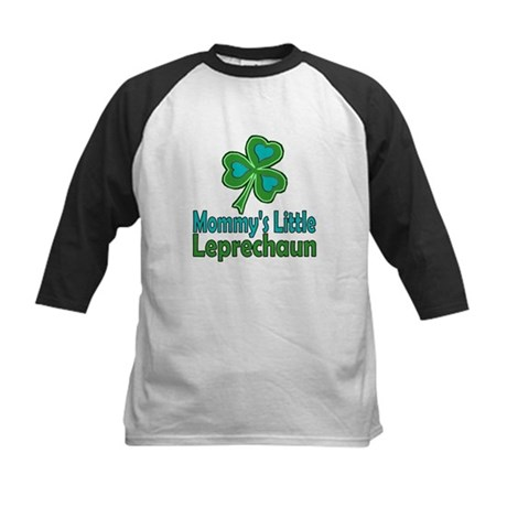 Boy St Patrick's Day Kids Baseball Jersey