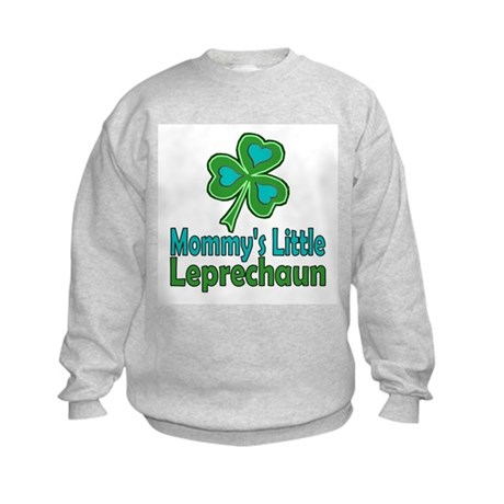 Boy St Patrick's Day Kids Sweatshirt