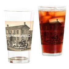 springfieldsq1 Drinking Glass