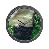 Pocket Full of Posies Wall Clock