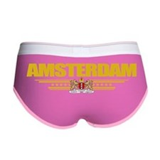 Amsterdam COA (Flag 10) pocket Women's Boy Brief