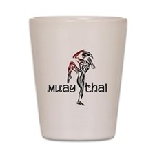 Muay Thai Shot Glass