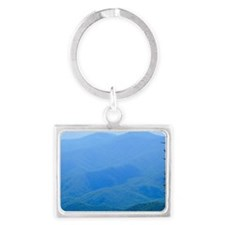 smokeymountain Landscape Keychain