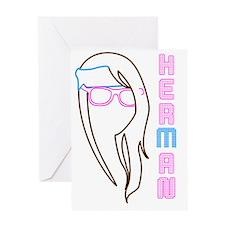 HEMRAN Greeting Card