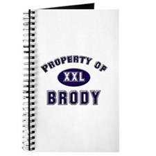 Property of brody Journal