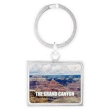 Grand Canyon Landscape Keychain