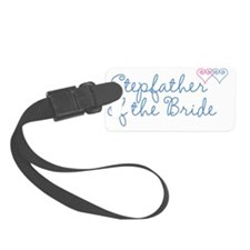 WedSet1StepfatherofBride Luggage Tag