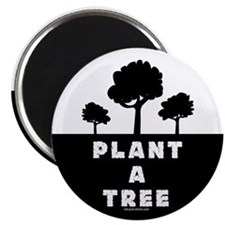 "Plant Tree 2.25"" Magnet (100 pack)"