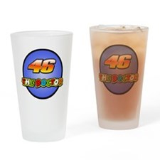 Valentino Rossi Drinking Glass