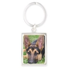 gsd_journal1j Portrait Keychain