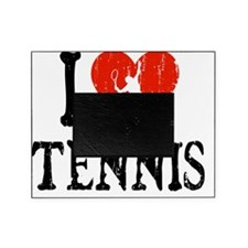 I Love Tennis Picture Frame