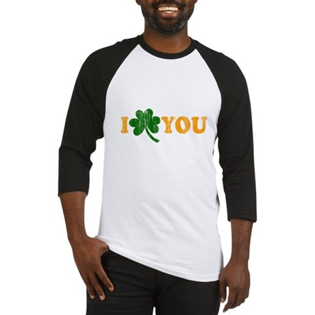 I Shamrock You Baseball Jersey