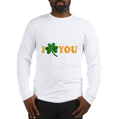 I Shamrock You Long Sleeve T-Shirt
