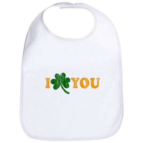 I Shamrock You Bib