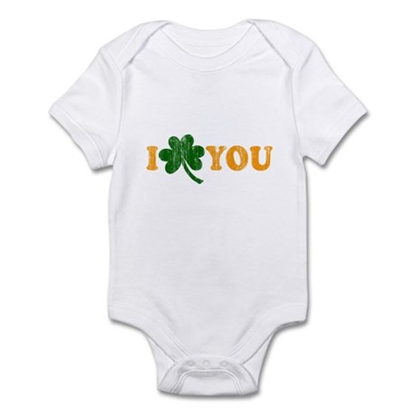 I Shamrock You Infant Bodysuit