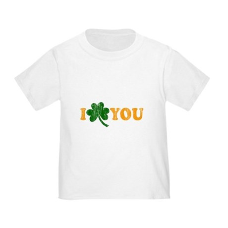 I Shamrock You Toddler T-Shirt