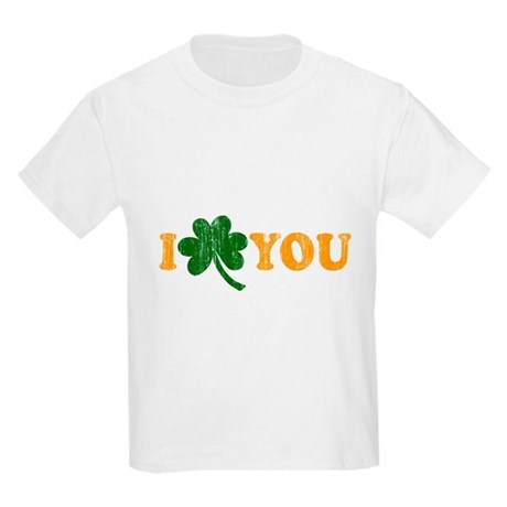 I Shamrock You Kids T-Shirt