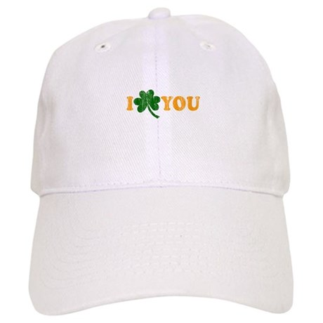 I Shamrock You Cap