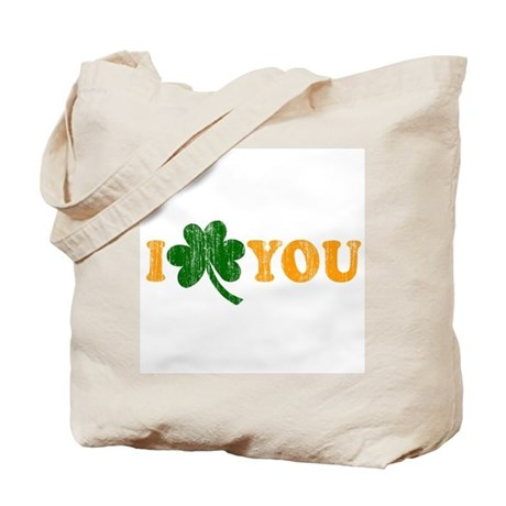I Shamrock You Tote Bag