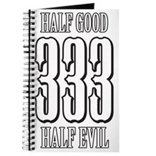 half-good-half-evil Journal