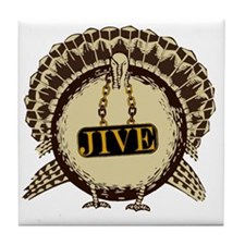 JiveTurkey Tile Coaster