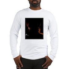 Beauty Flip Flops Long Sleeve T-Shirt