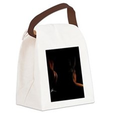 Beauty Flip Flops Canvas Lunch Bag
