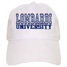 LOMBARDI University Baseball Cap