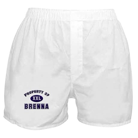 Property of brenna Boxer Shorts