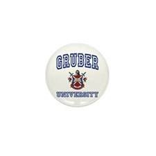 GRUBER University Mini Button (10 pack)