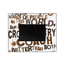 crosscountrycoachbrown Picture Frame