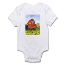 Zion: Angels Landing Infant Bodysuit