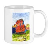 Zion: Angels Landing Coffee Mug
