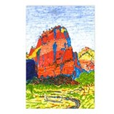 Zion: Angels Landing Postcards (Package of 8)