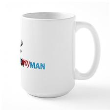sportswoman Mug