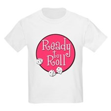 Ready to Roll Kids T-Shirt