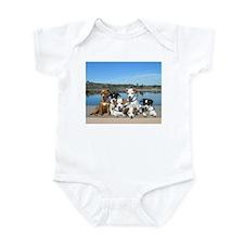 STAR2239 Infant Bodysuit