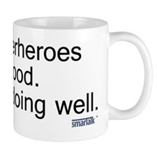 superheroes copy Mug