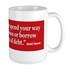 BorrowWayOutOfDebt Mug