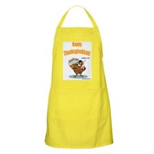 Happy Thanksgivukkah Turkey Apron