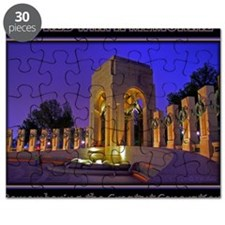 World War II Memorial Puzzle