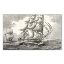 6x4_Postcard_USSconstitution Decal