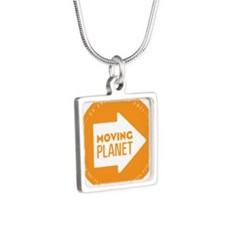 mp-sticker-2 Silver Square Necklace