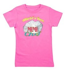 Worlds Best Mimi / Chef Girl's Tee