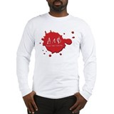 SPLAT! Long Sleeve T-Shirt