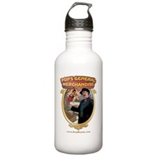 General Merch PNG Water Bottle