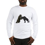 Bull vs. Bear Markets Long Sleeve T-Shirt