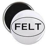 FELT - felting Magnet