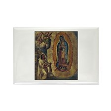 Juan Diego - Guadalupe Rectangle Magnet