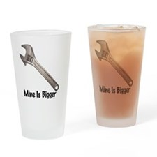 wrenchthong Drinking Glass